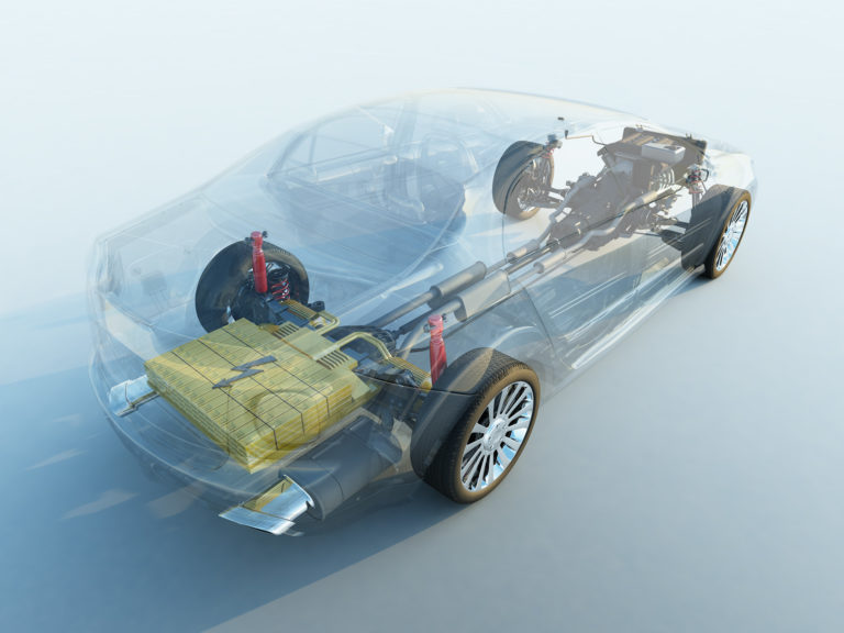 E-Mobility, Automotive, Fuel-Cell Technology